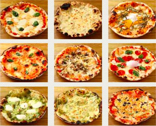 ローマピザって