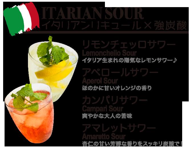 ITARIAN SOUR