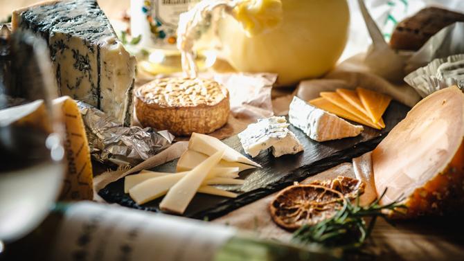 チーズ5種類60分食べ放題