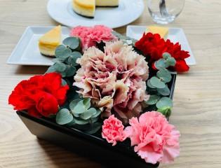 花とケーキ_210406_0